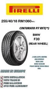 Pirelli 255 40 18 CINTURATO P7 RFT bmw f30