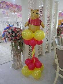 Donald Duck & Pooh Decoration