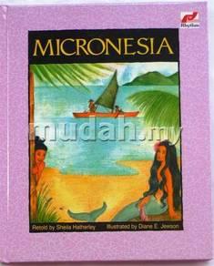 Macmillan Folk Tales Series Micronesia Stories
