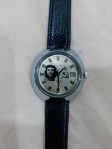 POLJOT USSR 1970 Che Guevara seiko rolex casio bsa