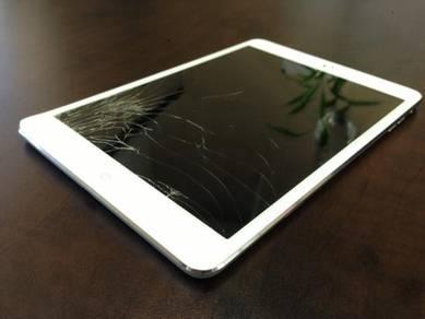 Ipad Digitizer Glass Broken repair-withwithut ic