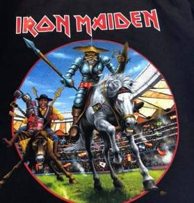 Iron Maiden Madrid 2018