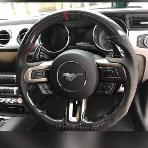 Ford mustang GT carbon performance steering SET