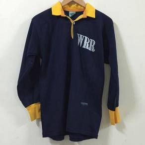 Vintage Suzuki Rugby Wear Size L Shirt Rare