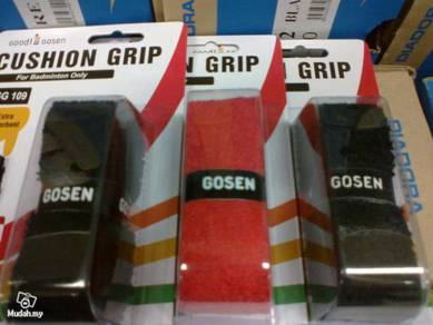 Gosen Cloth Badminton Grip Special Package Tangan