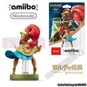 Nintendo champion amiibo 4 pack