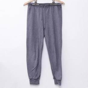 Size M UNIQLO Woman Sweatpant Grey
