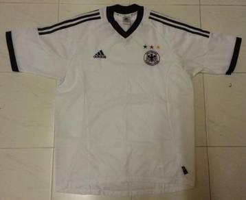 RARE BNWT Germany Home Jersey 2002 World Cup Mediu