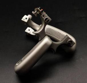 Stainless Steel Solid Slingshot | Lastik Steel