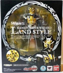 S.H.Figuarts Kamen Rider Wizard Land Style