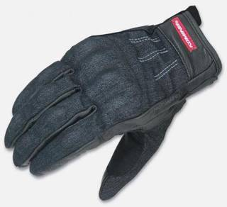 Komine denim glove (size : xl only)