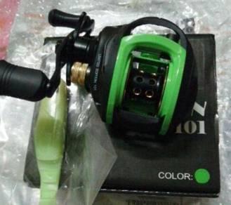Awa-shima limited edition 101 fishing casting reel