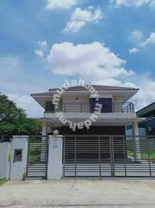 Adda Heights Johor Bahru Double Storey Corner Bungalow For Sale
