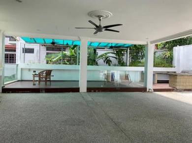 Taman Melawati Bungalow fully furnished indoor outdoor family space