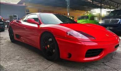 Used Ferrari 360 for sale