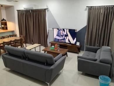 [[RENOVATED SEMI D]] 2 Storey Terrace House, Caspia, M Residence 2