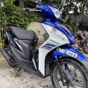 Honda spacy 110cc