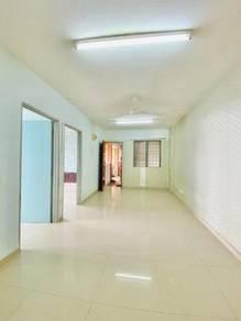 Pandan Ria 2 Block D Low Cost Apartment Near LRT Cempaka Pandan Cahaya