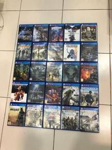 Latest games ps4