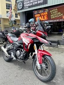 Touring bike trk251 se free delivery luar kl sel