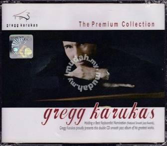 CD GREGG KARUKAS The Premium Collection 3CD