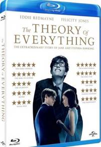 Blu-ray Movie The Theory of Everything