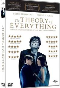 DVD Movie The Theory of Everything
