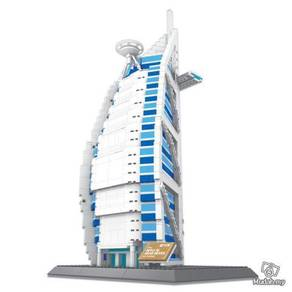 Wange the Burj Al Arab hotel of dubal