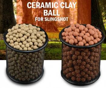 Hard Ceramic Clay Mud Ball | Lastik