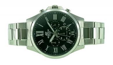 Casio EDIFICE Men Chronograph Watch EFV-500D-1AVUD