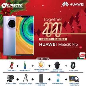 HUAWEI Mate 30 PRO (8GB RAM/256GB)PERCUMA 10 GIFTS