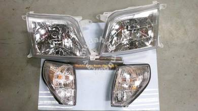 Toyota Prado Head Lamp Land Cruiser 90 series