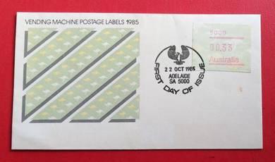 FDC Australia 1985