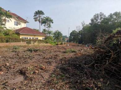 Bungalow Land For Sale At Tiara Melaka Golf & Country Club