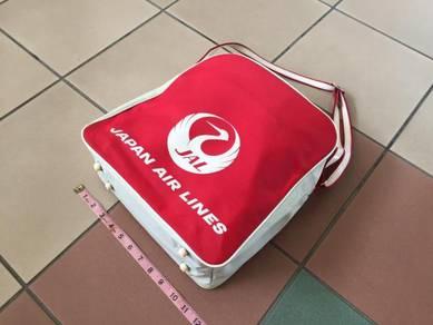 NOS 1970 JAL japan Airline bag nike levis champion