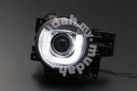 Toyota Fj Cruiser 07-Up Projector Head Lamp MAXXX