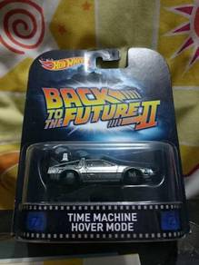 Hotwheels delorean time machine hover mode bttf