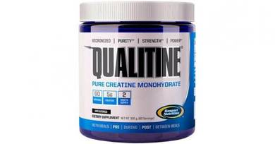 Gaspari Qualitine Creatine Energy Muscle strength