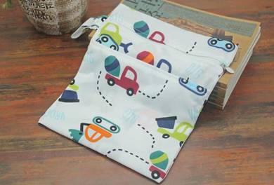 Waterproof Baby Diaper Bag Double Layer