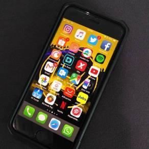 IPhone 7 Matte Black 256GB