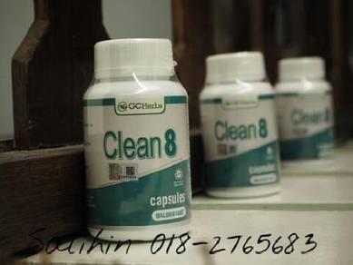 Clean8 Kurus cara mudah (K.Lumpur)