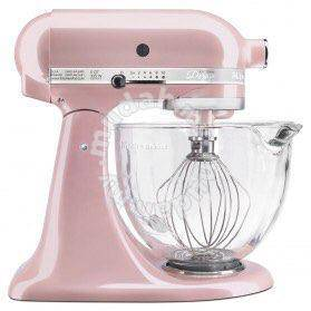 New kitchen aid mixer 5qt pink