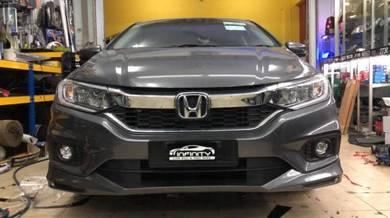 Honda city 2017-2019 oem bodykit with paint