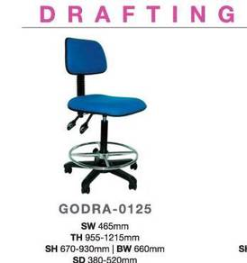 High Drafting Chair model GODRA-0125