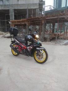 Yamaha lc 135(5speed)