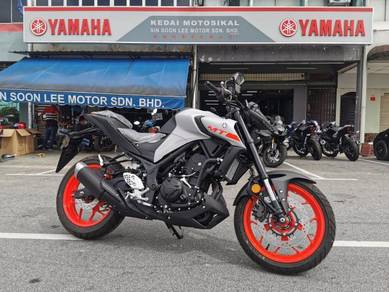[ready stock] new year sale yamaha mt 25 big offer
