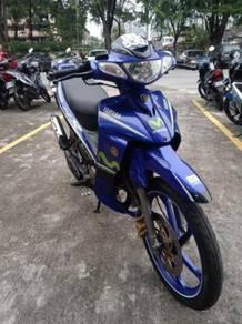 Yamaha 125zr_used