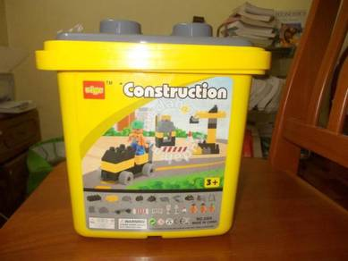 Construction educational toys