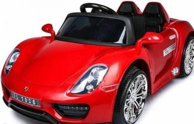 Eletrcik pochea ride car red color