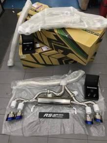 Armytrix Exhaust Nissan GTR R35 GTR35 Catback